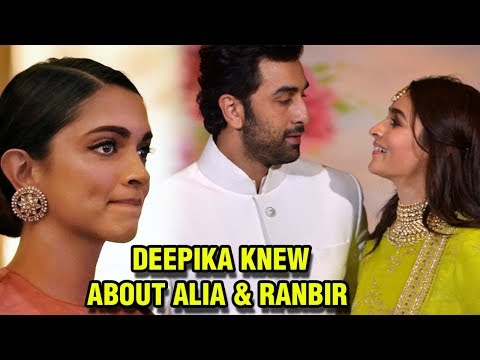 Xxx Mp4 Deepika Padukone Knew About Ex Ranbir Kapoor Amp Alia Bhatt39s Relationship Even Before It Was Official 3gp Sex