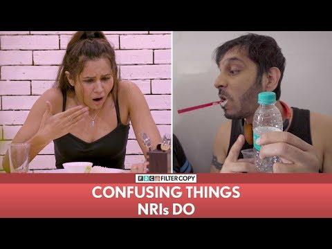 Xxx Mp4 FilterCopy Confusing Things NRIs Do Ft Radhika Bangia Nitin Mirani Viraj Ghelani Madhu Gudi 3gp Sex