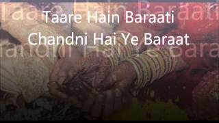 Taare Hain Baraati - Instrumental by Rohtas