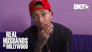 Real Husbands Of Hollywood: Tyga Is Bob Marley's Cousin!