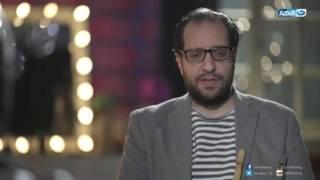 البلاتوه | أحمد أمين و هو عامل فيها مصطفى محمود