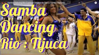 10 MINUTES OF FULL SAMBA DANCING: ORIGINAL FROM BRAZIL