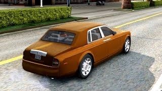 2010 Rolls Royce Ghost V1 0 | #48 New Cars / Vehicles in GTA San Andreas [ENB]
