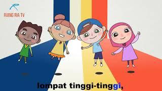 Lagu Kanak-kanak Malaysia: Gerak Ke Kanan Gerak Ke Kiri