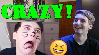 Phil is not on fire 7 Reaction (PINOF 7)