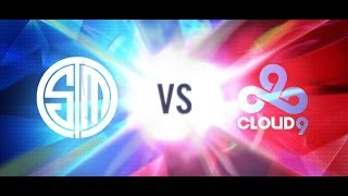 Cloud 9 vs Team SoloMid - Ultra Rapid Fire