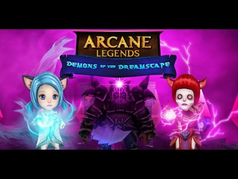 Arcane Legends F2P How To Enter The Expansion Free