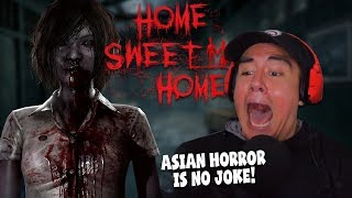 THIS GAME WAS SO SCARY IT HAD ME HITTING HIGH NOTES   Home Sweet Home (Scary Thai Game) [1]
