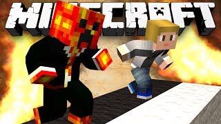 Minecraft: RACE TO PARKOUR! - w/Preston & Kenny!
