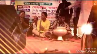 রাজশাহীর রাজিব কানার  অসাধারন গান গাইলেন। (cover ★shat rong★)