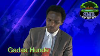 Tokkummaa Uummata Oromoo Sadarkaa Guutuu Addunyaa 2017