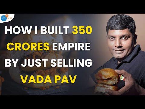 Xxx Mp4 How I Built A 350Cr Business By Selling VADA PAV Startup Stories Venkatesh Iyer Goli Vada Pav 3gp Sex