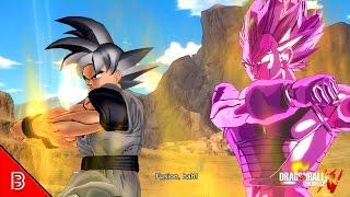 BLACK GOKU AND COPY VEGETA FUSION?! | Dragon Ball Xenoverse Ultimate Gameplay [Episode 115]