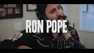 Ron Pope - The Weather (Studio Performance Video)