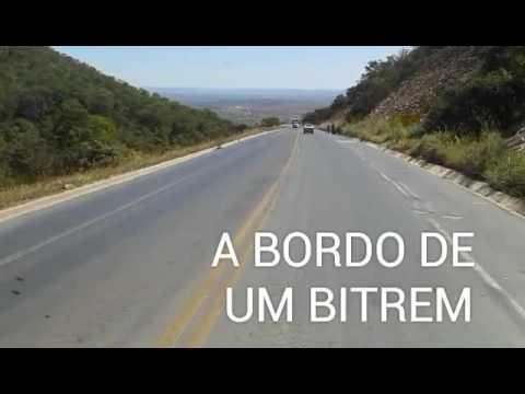 SERRA DE FRANCISCO SÁ MINAS GERAIS BR 251