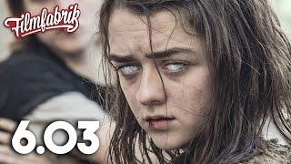 GAME OF THRONES: Eidbrecher   Analyse & Besprechung   Staffel 6 Episode 3
