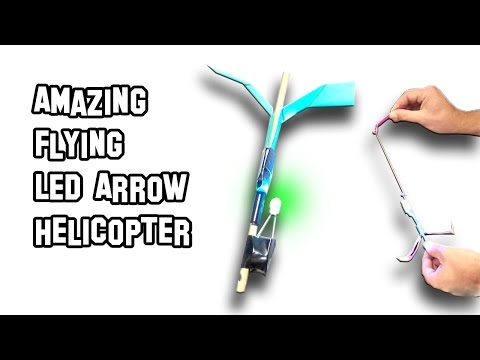 ✔ How To Make A Helicopter