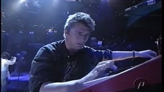 Mike Oldfield on Jools Holland - Full - With Rare Opening (1998)