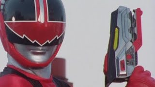 Power Rangers Time Force - Quantum Ranger's First Fight (The Quantum Quest Episode)