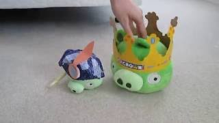 Angry Birds Epic Plush Adventures Episode 8: The Sword Spirit