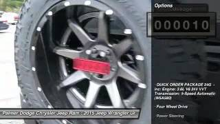 2015 Jeep Wrangler Unlimited 26333