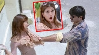 Srikanth Misbehaves With Bollywood Hot actress Kim Sharma