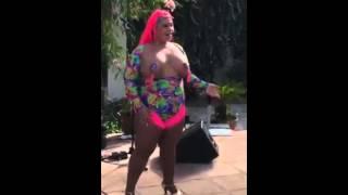رقص افريقي مثيرر