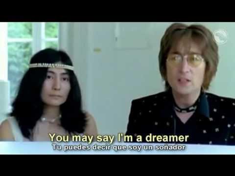 Xxx Mp4 John Lennon Imagine Subtitulada Al Espaol Y Al Ingles 3gp Sex