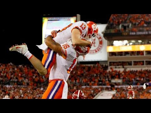 Clemson Wins National Championship in Last Minute Upset