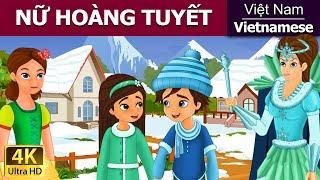 Nữ hoàng tuyết - truyện cổ tích việt nam - Phim hoạt hình - Vietnamese Fairy Tales