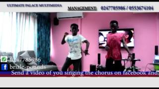 BRIZZLE POUNDS AZUMAH NELSON DANCE VIDEO WITH THE ALLO DANCERS