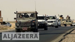 Kurdish troops deploy to Kirkuk area after Iraqi army take-over