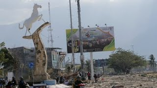GMS: NEWS AND PROPHECY- INDONESIA EARTHQUAKE DEATHTOLL TOPS 1,400