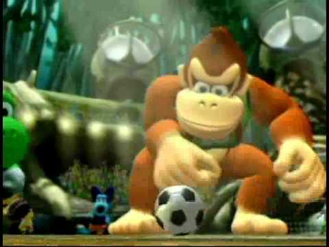 Super Mario Strikers Intro