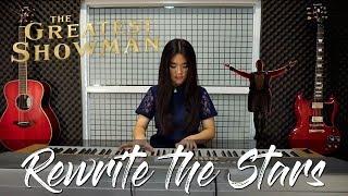(The Greatest Showman OST) Rewrite the Stars - Josephine Alexandra   Piano Cover