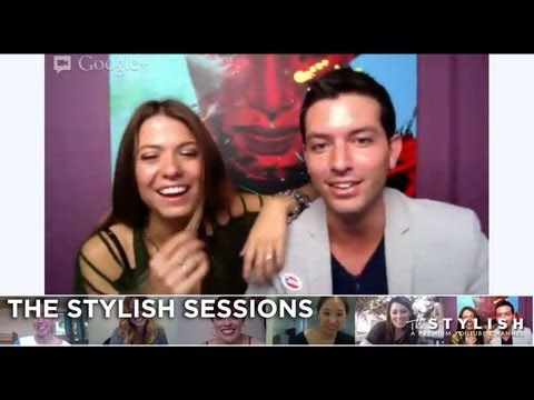 THE STYLISH SESSIONS 11 6 LIVE GOOGLE HANGOUT
