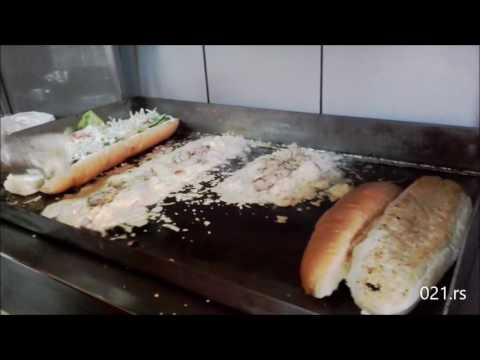 Kako se pravi novosadski indeks sendvič
