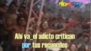 Walter Olmos - Adicto a ti (karaoke)