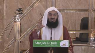 Advice For The Youth | Ramadan Jumuah 2017 | Mufti Menk