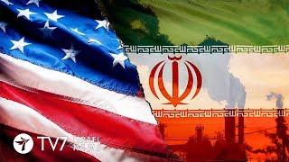 Pressure mounts in Tehran ahead of newly imposed U.S. sanctions - TV7 Israel News 31.10.18