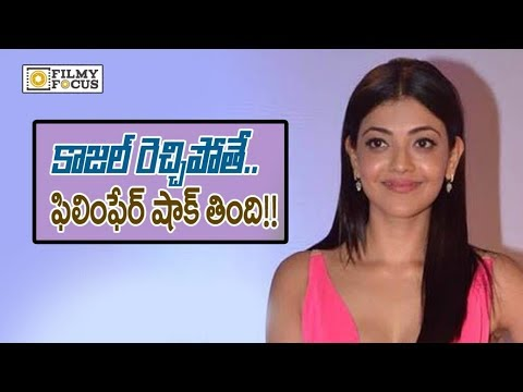 Xxx Mp4 Kajal Aggarwal Shocks Everyone At Filmfare Awards Filmy Focus 3gp Sex