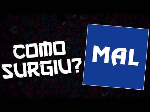 COMO SURGIU O MyAnimeList ? || Rank S