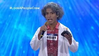 Look A People Crew /Ecuador Tiene Talento 6