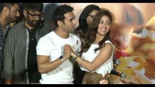 HOT | Pulkit Samrat & Yami Gautam's CLOSE DANCING at Junooniyat trailer launch!