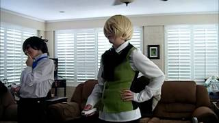 Ciel and Alois play Just Dance