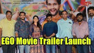 EGO Movie Trailer Launch | Aashish Raj | Diksha Panth