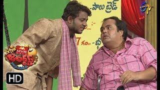 Patas Prakash Performance | Extra Jabardsth | 9th June 2017 | ETV  Telugu