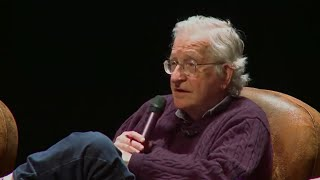 Noam Chomsky on Moral Relativism and Michel Foucault