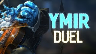 YMIR RANKED DUEL: COULD THIS REALLY WORK??? - Incon - Smite