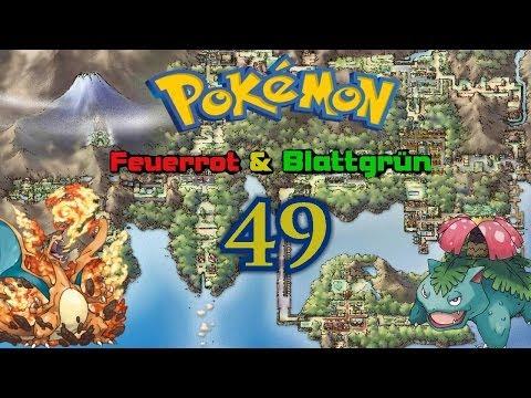 Let´s Play Pokemon Feuerrot & Blattgrün German Part 49 Mysteriöse Muster und unverdächtige Höhlen